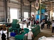 Japón respalda tratamiento de residuos de Hanoi