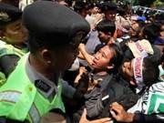 ASEAN respalda proceso de democratización en Myanmar