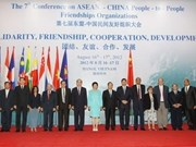 Concluida conferencia de amistad ASEAN-China