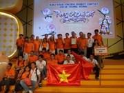 Ocupa Viet Nam segundo lugar en concurso Robocon