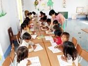 Elogian esfuerzos de Ninh Thuan en protección infantil