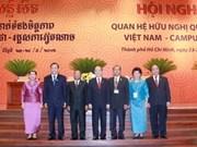 Reunión parlamentarias Vietnam – Cambodia