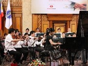 Competirán pianistas de nueve países en concurso de Hanoi