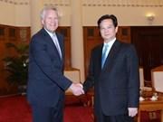 Vietnam a favor de éxitos de inversores, afirma premier