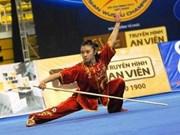 China lidera campeonato asiático de Wushu