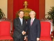 Elogia Vietnam nexos con Laos