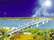 Inician construcción del puente Nam Can
