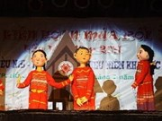 Acoge Hanoi festival internacional de marionetas