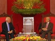 Vietnam y Polonia estrechan nexos partidistas