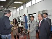 Vietnam estudia experiencias agropecuarias argentinas