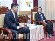 Fortalecen provincias de Vietnam y Sudcorea nexos