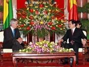 Vietnam y Bolivia, cercanos pese a distancia geográfica