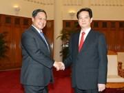Vietnam y Tailandia fortalecen cooperación en defensa