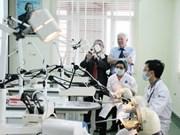 Arrancan proyecto anual de atención oftalmológica