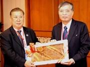 Vietnam y Laos ampliarán proyectos agrícolas comunes