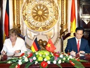Nexos estratégicos Vietnam-Alemania bajo lupa de expertos