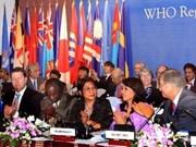 OMS en Pacífico Occ. aprueba 10 resoluciones