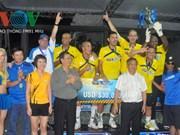 Gana equipo brasileño torneo de fútbol callejero en Vietnam