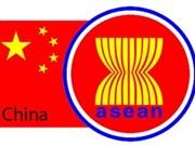 Recibe ASEAN a primera misión diplomática china