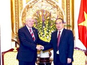Compromisos vietnamitas por estrechar nexos con Hesse