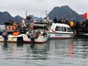 Policía lleva a juicio accidente fatal en Bahía Ha Long