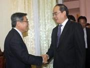 Apoya Sudcorea a Vietnam a desarrollar sector científico
