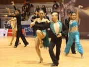 Participación centenal en copa nacional baile deportivo