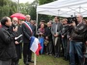 Reconocen vestigio histórico vietnamita en París