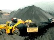 Producirán 40 millones toneladas de carbón 2012
