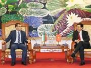 Vietnam y Bulgaria promueven cooperación financiera