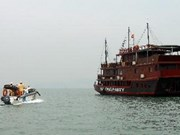 Refuerzan seguridad en bahía de Ha Long