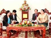 Intensifican Vietnam y Laos cooperación laboral