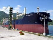 Exporta empresa vietnamita buques de gran tonelaje