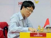 Ajedrecista Le Quang Liem pierde corona en Spice Cup