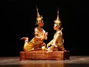 Actuarán artistas cambodianos en Vietnam