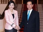 Efectuarán Reunión de Gabinete Vietnam-Tailandia