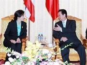 Vietnam-Tailandia hacia asociación estratégica