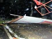 Suman 12 las víctimas del ciclón Son Tinh