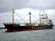 A salvo 18 tripulantes del hundido barco Saigon Queen