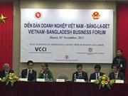 Vietnam y Bangladesh robustecen cooperación comercial