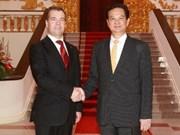 Comercio Vietnam-Rusia: meta de 7 mil millones USD