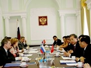 Juntos Vietnam y Rusia en combatir delincuencia fiscal