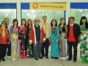 Celebran Día de la Familia ASEAN en Argentina