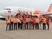 VietJetAir abre ruta Ciudad Ho Chi Minh-Vinh