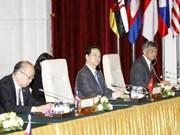 ASEAN, firme en camino hacia una Comunidad