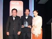 Gana empresa vietnamita premios de telecomunicación