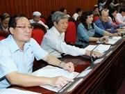 Aprueba Parlamento resolución sobre votos de moción
