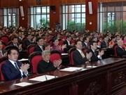 Parlamento concluye 4to período de sesiones