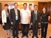 Asistencia vietnamita a congreso de UMNO malasia