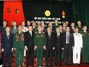 Celebran congreso de Asociación de Veteranos de Guerra
